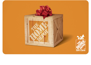 The Home Depot Gift Cards from CashStar